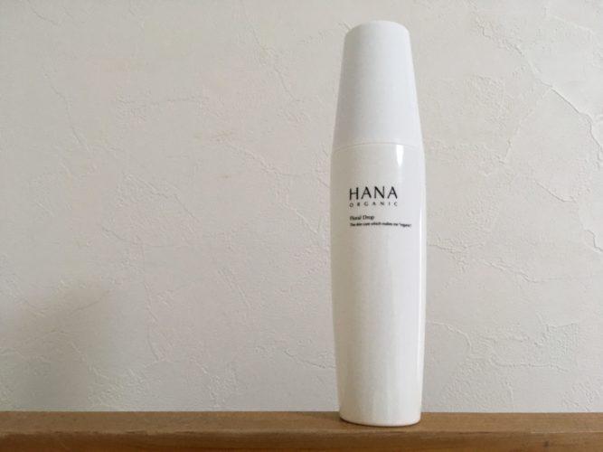 HANA ORGANICの化粧水