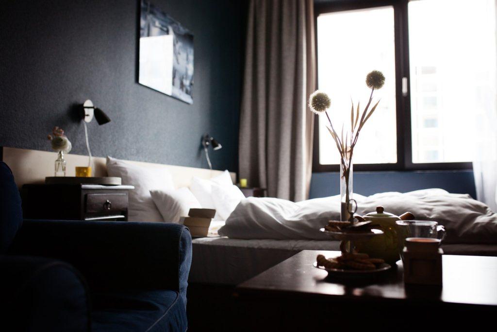 可愛いベッド