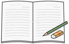 鉛筆 消しゴム ノート