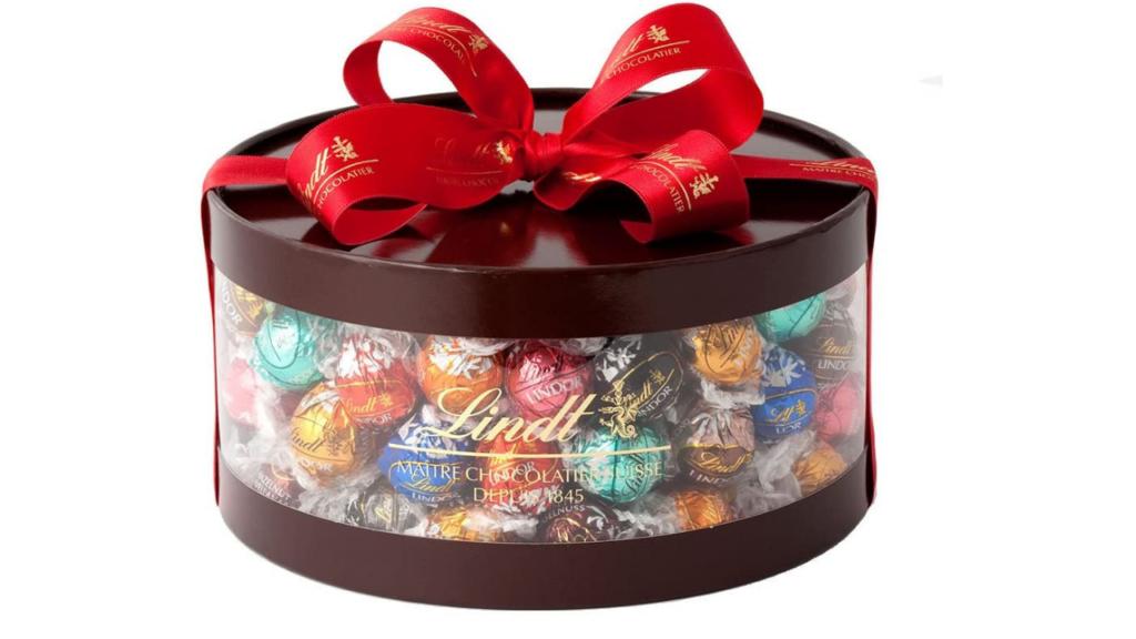 チョコレート リンツ リンドールギフトボックス