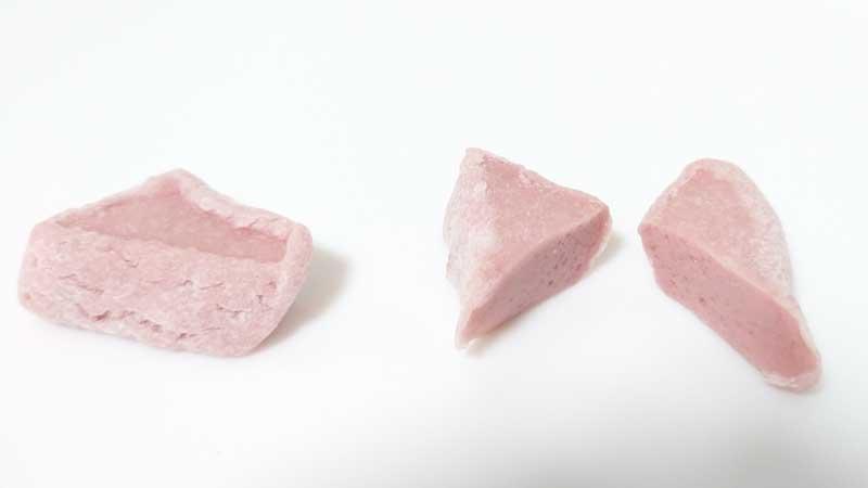 グミモッツァ-グレープ味断面図