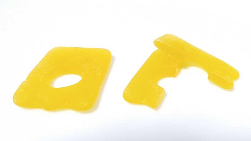 ペタグーグミ-レモン味断面図