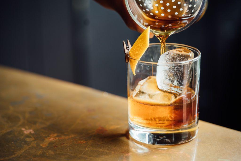 ウイスキーを使ったカクテル