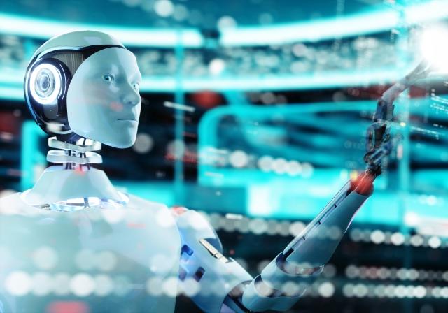 ハイテクロボット